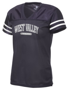 West Valley Middle School Wolves Holloway Women's Fame Replica Jersey