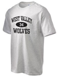 West Valley Middle School Wolves Ultra Cotton T-Shirt