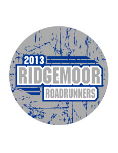 Ridgemoor Elementary School Roadrunners Sticker