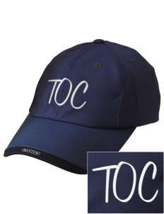 Truth Or Consequences Elementary School Tigers Embroidered OGIO X-Over Cap