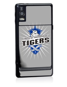 Truth Or Consequences Elementary School Tigers Motorola Droid 2 Skin