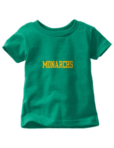 Meadows Elementary School Monarchs  Toddler Jersey T-Shirt