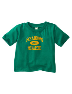 Meadows Elementary School Monarchs Toddler T-Shirt
