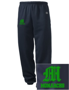 Meadows Elementary School Monarchs Embroidered Champion Men's Sweatpants