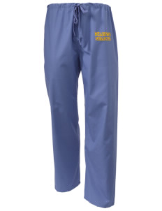 Meadows Elementary School Monarchs Scrub Pants