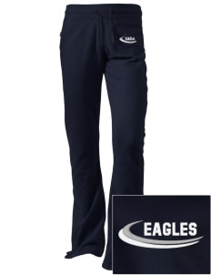 Iowa Great Lakes Lutheran School Eagles Embroidered Holloway Women's Axis Performance Sweatpants