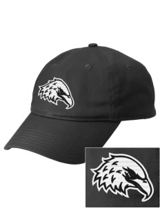 White Eagle Christian Academy Eagles  Embroidered New Era Adjustable Unstructured Cap