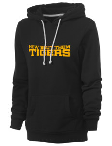 Connelly School Of The Holy Child Tigers Women's Core Fleece Hooded Sweatshirt