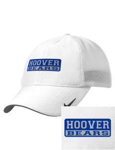 Hoover Elementary School Bears Embroidered Nike Golf Mesh Back Cap