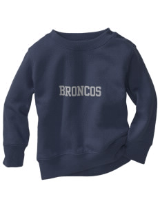 Rancho Bernardo High School Broncos Toddler Crewneck Sweatshirt