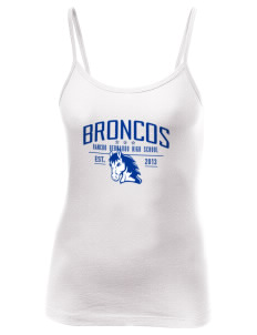 Rancho Bernardo High School Broncos Women's Louise Longer Length Tank