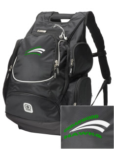 Cedarwood Elementary School Hawks  Embroidered OGIO Bounty Hunter Backpack