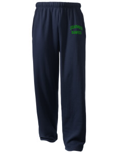 Cedarwood Elementary School Hawks  Holloway Arena Open Bottom Sweatpants