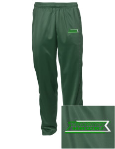 Cedarwood Elementary School Hawks Embroidered Men's Tricot Track Pants