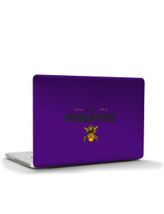 "Mannford Elementary School Pirates Apple MacBook Pro 15.4"" Skin"