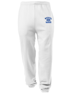 Wickes Elementary School Warriors Sweatpants with Pockets
