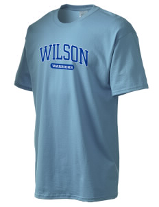 Wilson Junior High School Warriors Tall Men's Essential T-Shirt