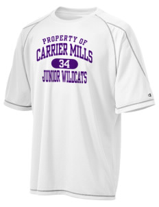 Carrier Mills Elementary School Junior Wildcats Champion Men's 4.1 oz Double Dry Odor Resistance T-Shirt