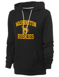 Washington Middle School Huskies Women's Core Fleece Hooded Sweatshirt