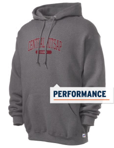 Central Kitsap Junior High School Cubs Russell Men's Dri-Power Hooded Sweatshirt