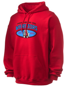 Spanaway Junior High School Warriors Ultra Blend 50/50 Hooded Sweatshirt