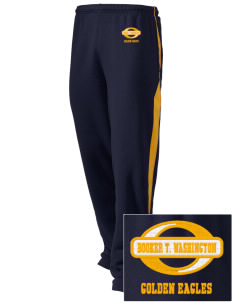 Washington High School Golden Eagles Embroidered Holloway Men's Pivot Warm Up Pants