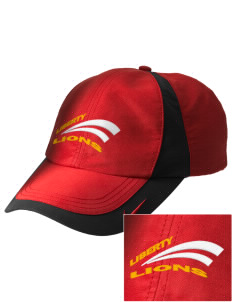 Liberty High School Lions Embroidered Nike Golf Colorblock Cap