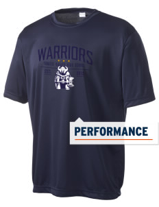 Ygnacio Valley High School Warriors Men's Competitor Performance T-Shirt