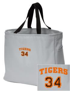 Wasco High School Tigers Embroidered Essential Tote
