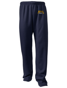 Novato High School Hornets Embroidered Holloway Men's 50/50 Sweatpants