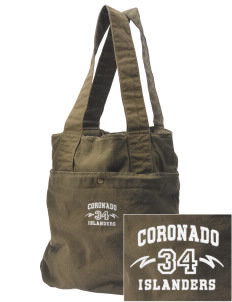 Coronado High School Islanders Embroidered Alternative The Berkeley Tote