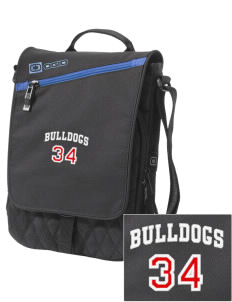 Ramona High School Bulldogs Embroidered OGIO Module Sleeve for Tablets