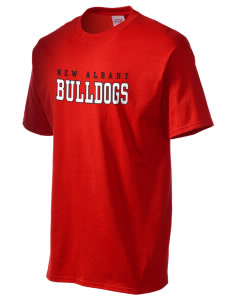 New Albany High School Bulldogs Men's Essential T-Shirt