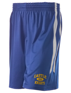 "Castle High School Knights Holloway Women's Pinelands Short, 8"" Inseam"