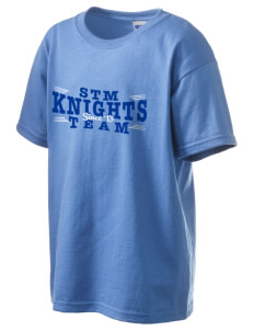 Saint Thomas More School Knights Kid's 6.1 oz Ultra Cotton T-Shirt