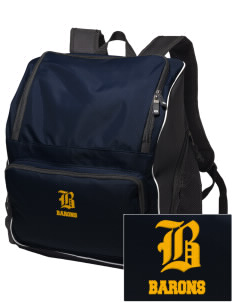 Bethesda-Chevy Chase High School Barons Embroidered Holloway Backpack