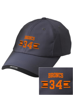 Billings Senior High School Broncs Embroidered OGIO X-Over Cap