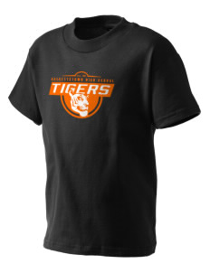 Hackettstown High School Tigers Kid's T-Shirt