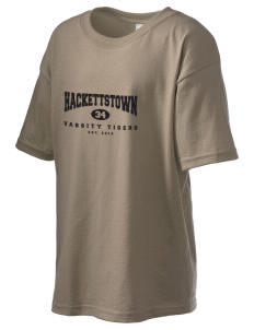 Hackettstown High School Tigers Kid's 6.1 oz Ultra Cotton T-Shirt