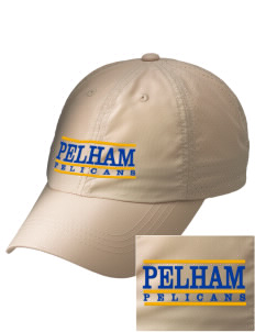 Pelham Pelicans Embroidered Perforated Cap