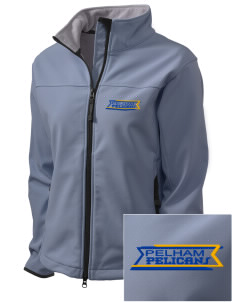 Pelham Pelicans Embroidered Women's Glacier Soft Shell Jacket
