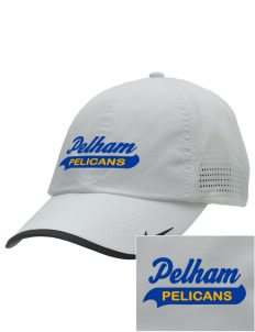 Pelham Pelicans Embroidered Nike Dri-FIT Swoosh Perforated Cap