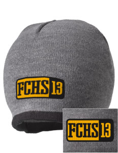 Farmville Central High School Jaguars Embroidered Beanie