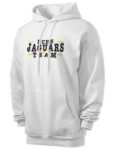 Farmville Central High School Jaguars Men's 7.8 oz Lightweight Hooded Sweatshirt