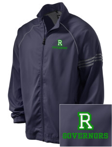 T.F. Riggs High School Governors Embroidered adidas Men's ClimaProof Jacket