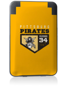 Pittsburg High School Pirates Kindle Keyboard 3G Skin