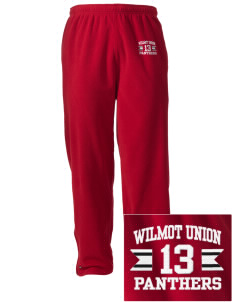 Wilmot Union High School Panthers Embroidered Holloway Men's Flash Warmup Pants
