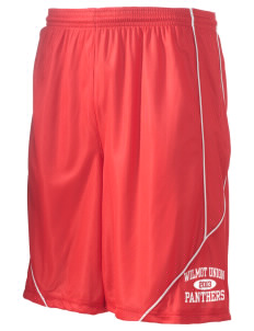 "Wilmot Union High School Panthers Men's Pocicharge Mesh Reversible Short, 9"" Inseam"