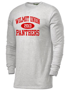 Wilmot Union High School Panthers Alternative Men's 4.4 oz. Long-Sleeve T-Shirt