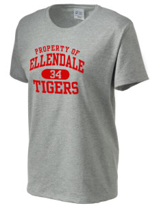 Ellendale Elementary School Tigers Women's Essential T-Shirt